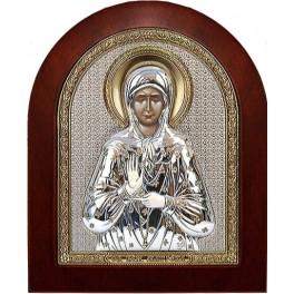 (RS) Икона Блаженной Матроны Московской (овал, дерево)