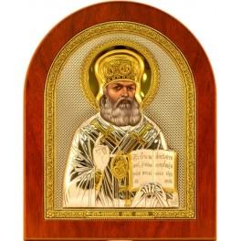 (RS) Святителя Луки Войно-Ясенецкого (овал, дерево)